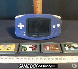 Video Consola NITENDO portatil GAME BOY ADVANCE