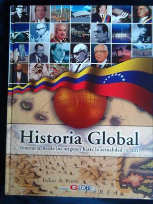 historia global.. venezuela desde sus inicios