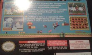 ¡unicoo!super Mario Bross Ds/dsi/dsxl