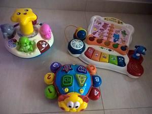 Juguetes Para Bebé Marca Vtech