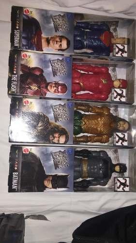 Muñecos Liga De La Justicia Originales Mattel