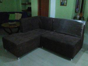 Sofa Modular Tipo L 1.50 X 1.70 Mts