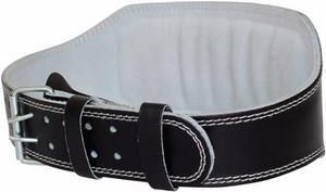 Vendo Cinturón De Cuero Para Pesas Marca Newfit Talla M