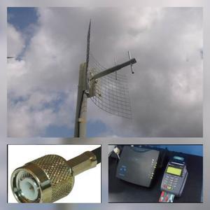 Antena Para Telular Especial Para Punto De Venta