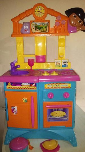 Cocina dora exploradora sin accesorios posot class - Dora la exploradora cocina ...