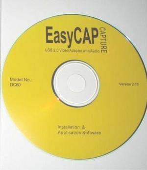 Easycap Cd Driver Por Correo Con Winrar