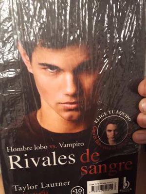 Hombre Lobo Vs Vampiro - Rivales De Sangre