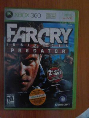 Juego Farcry Para Xbox 360