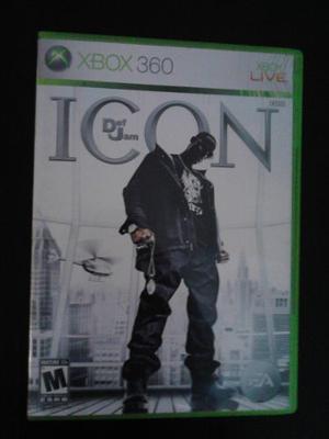 Juego Icon Para Xbox 360