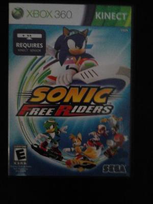 Juego Sony Free Riders Para Xbox 360