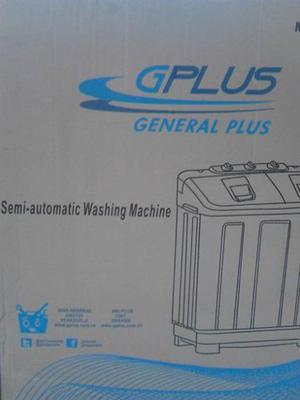 Lavadora Automatica Gplus 6 Kilos Nueva De Caja