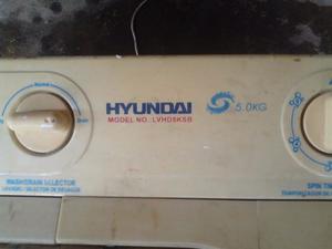 Lavadora Hyundai 5 Kg. Para Reparar O Repuesto 300mil En 300