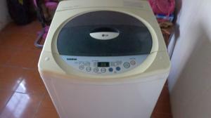 Lavadora Lg, Usada 12 Kilos Automatica
