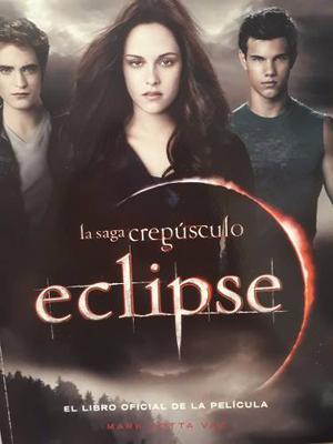Libro Oficial De La Pelicula - Eclipse