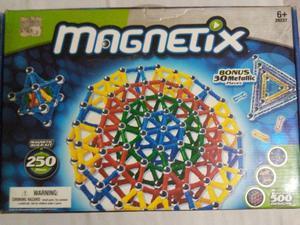Magnetix Kit 250 Piezas