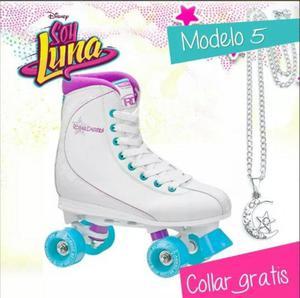 Patines Roller Derby Soy Luna Tienda Fis