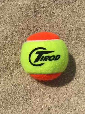 Pelota Tirod De Beach Tennis O Tenis De Niño