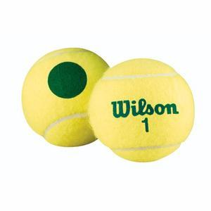 Pelota Verde De Tennis Para Niños Wilson Us Open Green