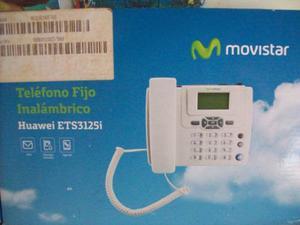 Se Vende Telefono Inalambrico Movistar Huawei Etsi Nuevo