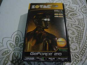 Tarjeta De Video Zotac Geforce 210