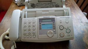 Telefono Fax Panasonic Fx-fhd332