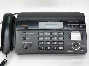 Telefono Fax Panasonic Kx-ft987la