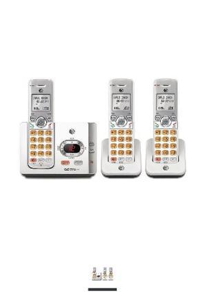 Telefono Inalambrico At & T Con 3 Auxiliares