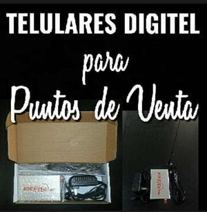 Telulares Digitel Para Puntos De Venta, Todos Los Bancos!!!