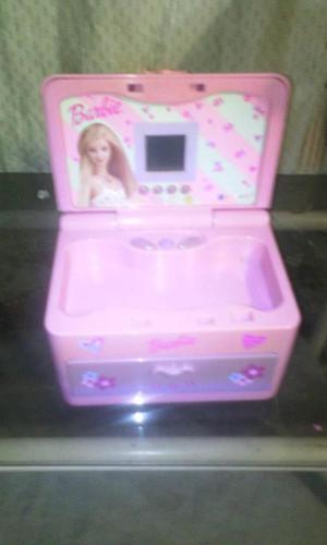 cofre magico barbie