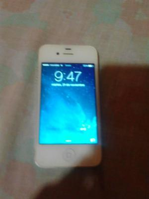 iphone 4g liberado 16gb..