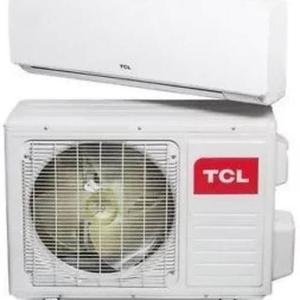 Aire Acondicionado Split Consola De  Btu Tcl Con Control