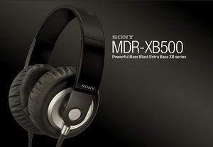 Audifono Sony Mdr-xb 500 Originales