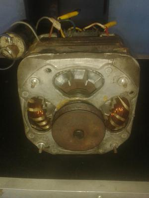 Motor Eléctrico 110v