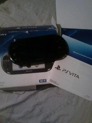 Playstationvita (psvita) Equipo Casi Nuevo Poco Uso.