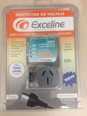 Protector De Aire Acondicionado 220 V Toma China Enchufable