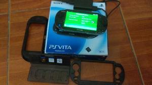 Psvita Caja Wifi 3 Juegos Originales Y Memoria 4gb