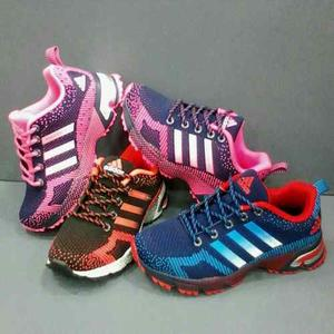 Zapatos adidas marathon tr 10 colores nuevos dama  ecbaf7b424834