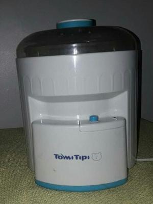 Esterilizador De Teteros Tomi Tipi Electrico