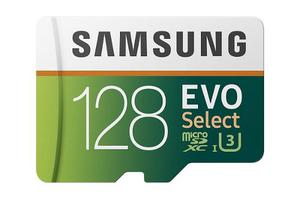 Memoria Micro Sd 128 Gb Samsung Evo Clase mb/s Sdxc