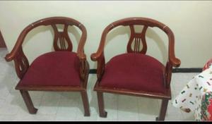 Vendo muebles en buen estado 2 sillas chinas posot class for Muebles baratisimos
