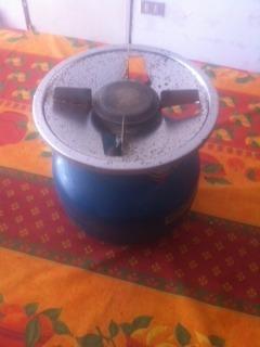 Vendo Cocina Para Camping Con Bombona De Gas