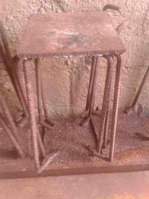 5 Anclajes para Zapatas construccion