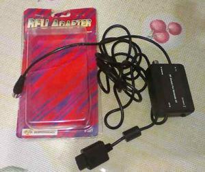 Cable De Audio Y Video Original Del Nintendo 64