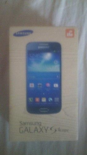 Caja De Celular Samsung Galaxy S4 Mini De 8gb