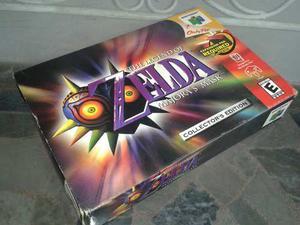 Caja Vacia Juego Nitendo 64 Zelda