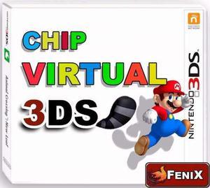Chip Para 3ds Todas Las Versiones Incluyendo  Y11.6