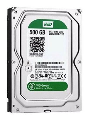 Disco Duro 500 Gb (sata) Western Digital - Greenpower Nuevo