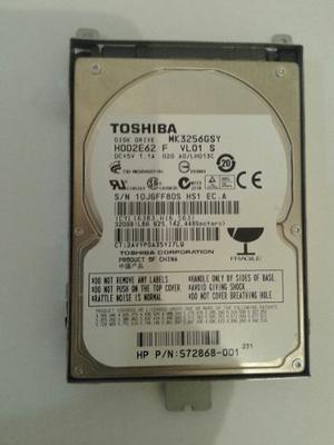 Disco Duro Toshiba 320gb Para Lapto Hp