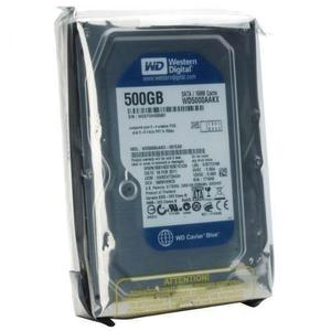 Disco Duro Western Digital Sata 500 Gb Pc