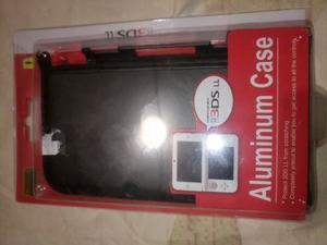 Forro Pretector De Aluminio Estuche Para Nintendo 3ds